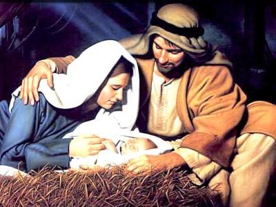 Nativity (kuha mula sa santafechurch.org)