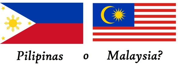 Philippines or Malaysia?