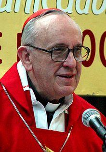 Pope Francis (kuha mula sa Wikipedia)