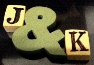 J at K