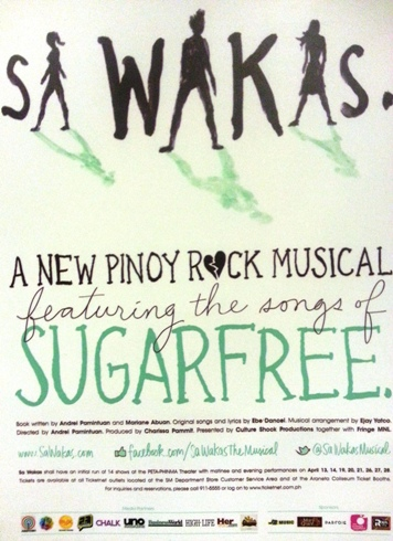 Sa Wakas: A New Pinoy Rock Musical