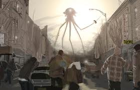 War of the Worlds (kuha mula sa ashartos.deviantart.com)