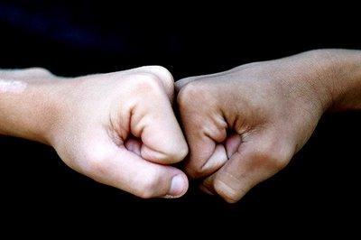 Fist Bump (taken from kennyruby.com)