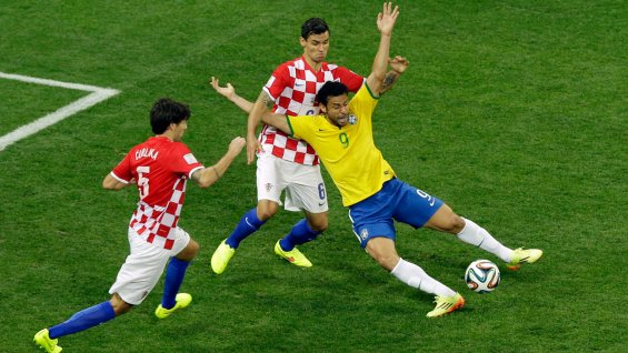 Croatia vs. Brazil