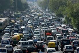 Traffic (World's largest traffic jam in history happened in China- image from autoevolution.com)